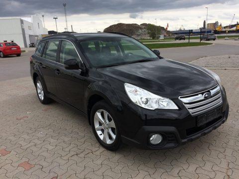 Subaru Outback CNG